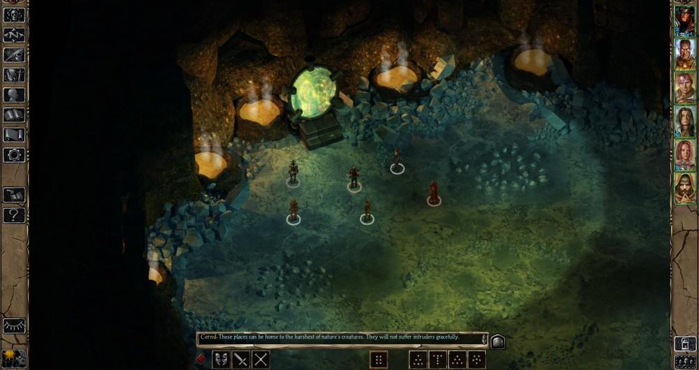 Android Baldur's Gate 2 - Enhanced Edition 04
