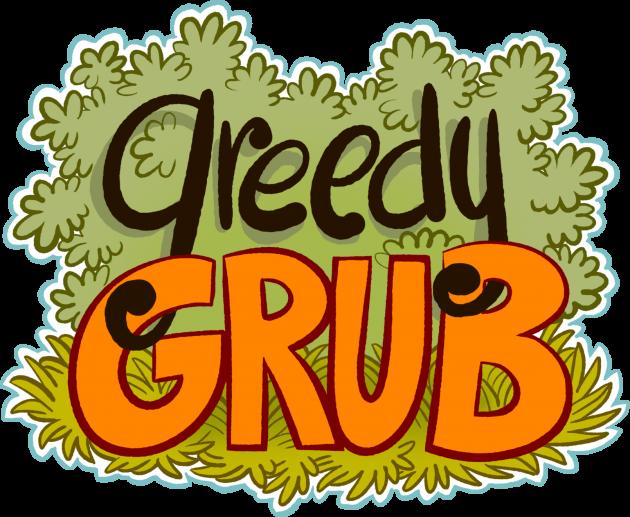 Greedy Grub - Logo