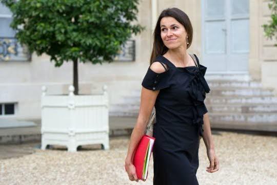 afp-bertrand-langlois-la-ministre-de-la-culture-et-de-la-communication-aurelie-filippetti-a-l-elysee-le-1er-aout-2012