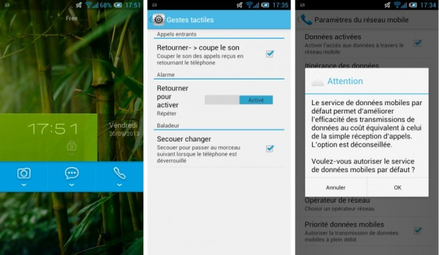 android alcatel one touch idol ultra logiciel 1