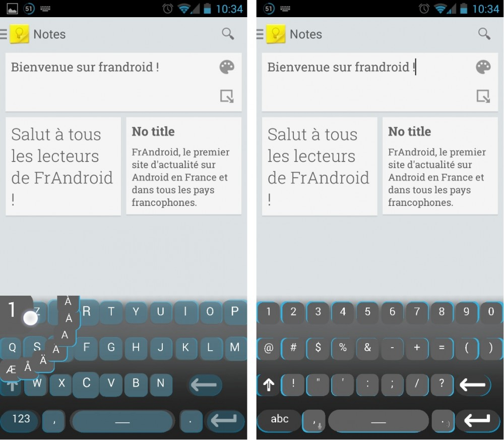 android dynamic keyboard images portraits 0
