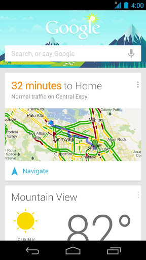 android google now google search 2.8.7