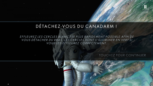 android warner bros gravity don't let go capture d'écran 0