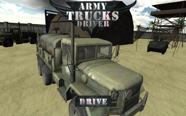 armytruckdriver