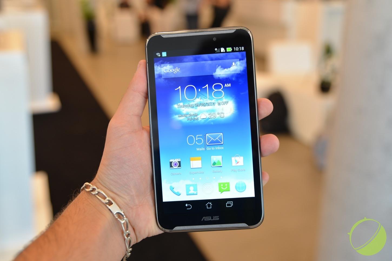 Prise en main de l'Asus FonePad Note 6, quand le FonePad s'offre un stylet