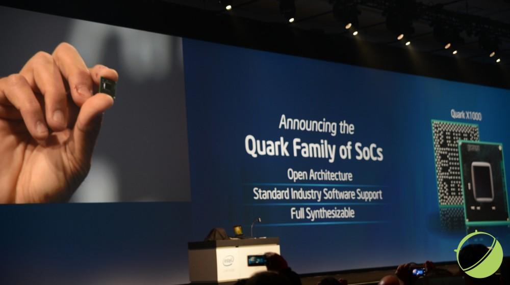 La famille Quark équipera des montres connectées des lunettes intelligentes