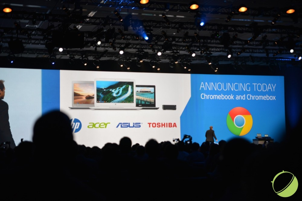 Chromebooks sous Haswell