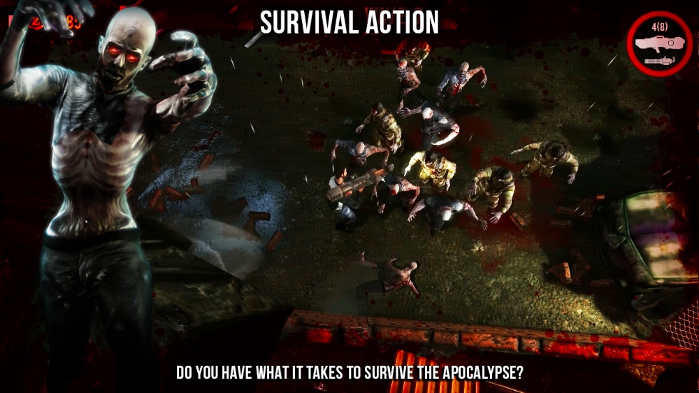 dead on arrival 2 android 0