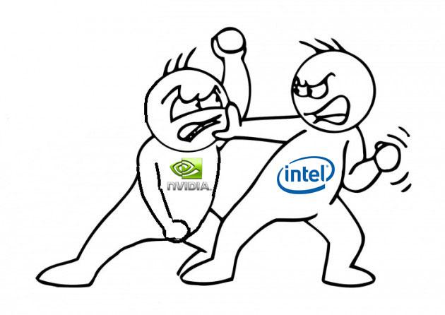 Intel vs Nvidia