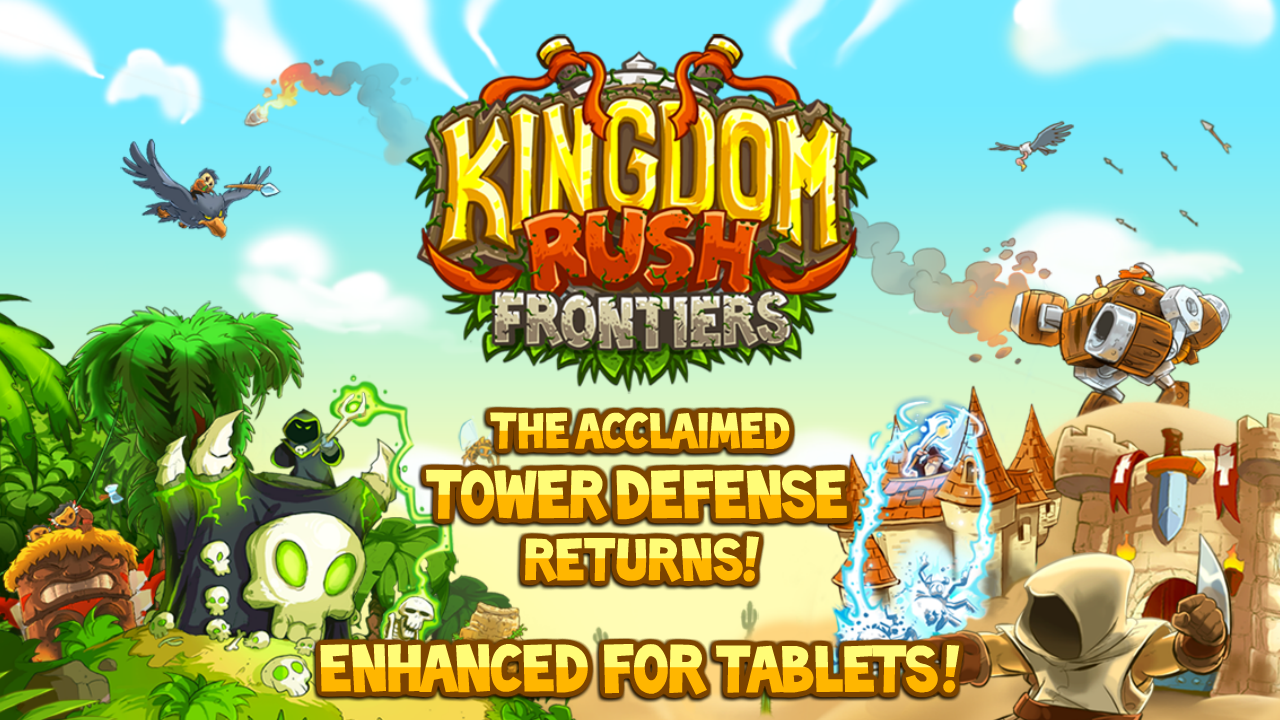 kingdom rush frontier free