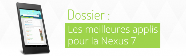 nexus7applis