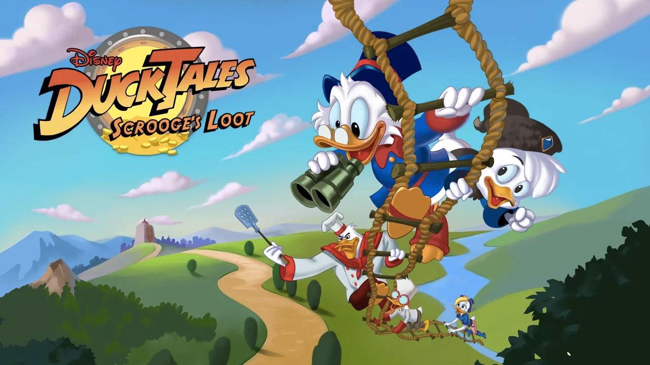 скачать игру ducktales remastered на андроид ...