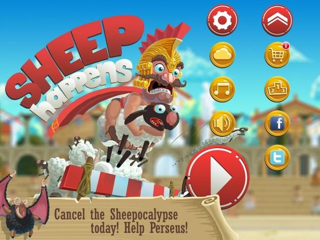 sheephappens