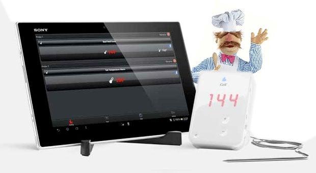 Sony Xperia Tablet Z Kitchen Edition