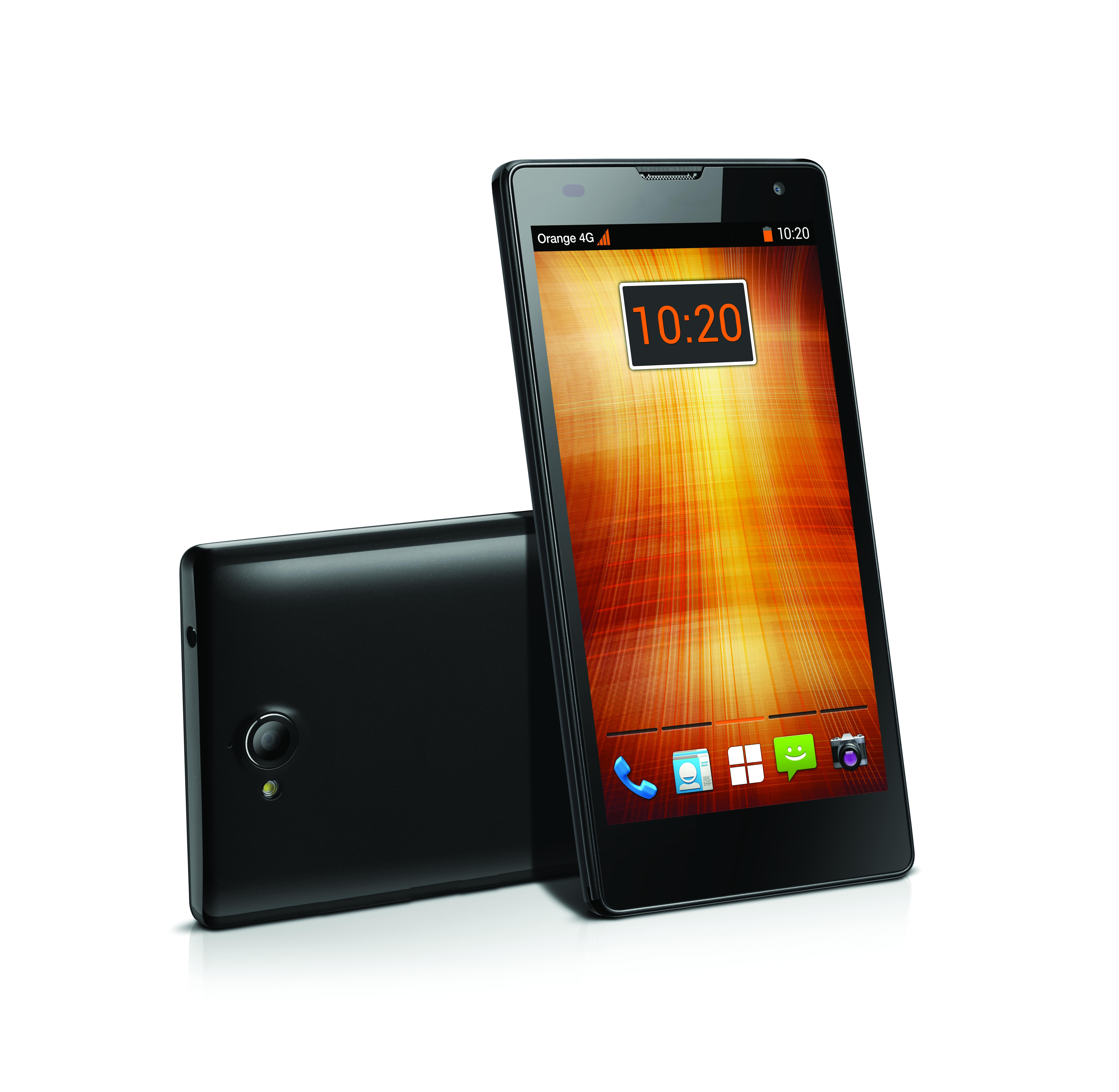 orange hiro et yumo deux nouveaux smartphones sous marque blanche frandroid. Black Bedroom Furniture Sets. Home Design Ideas
