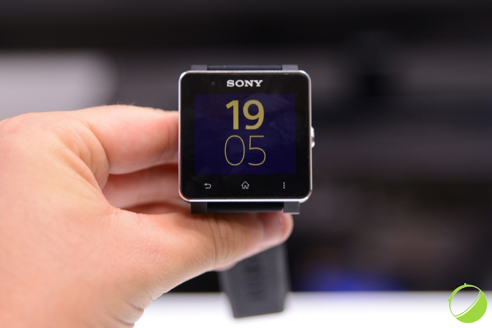 montre android sony smartwatch 2