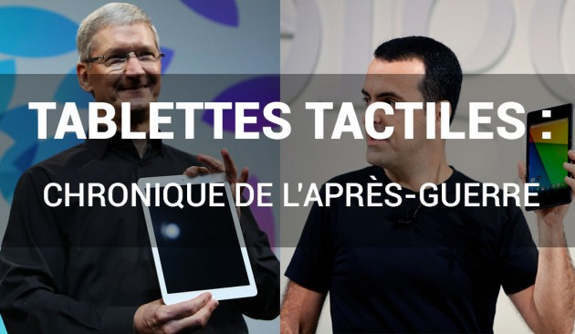 Tablettes-tactiles