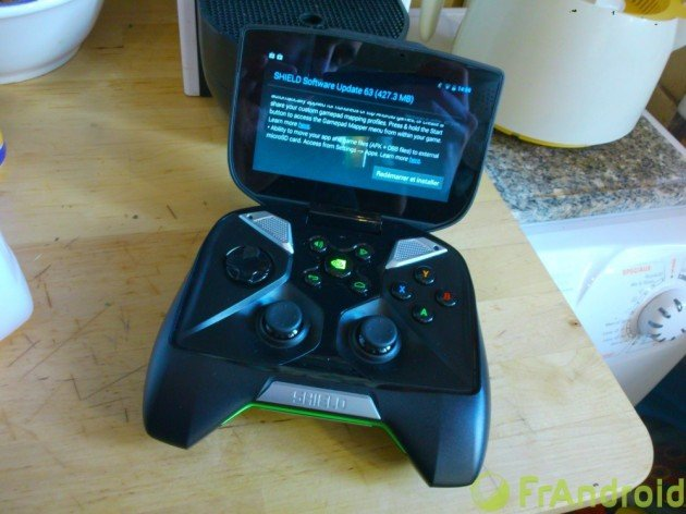 android 4.3 jelly bean mise à jour nvidia shield