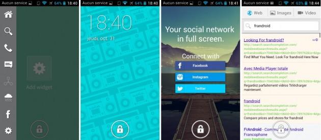 android alcatel one touch idol mini le mobile sosh interface logicielle écran verrouillé 01
