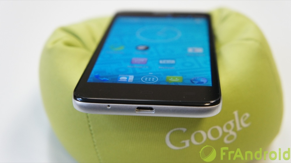 android alcatel one touch mini idol prise en main 10