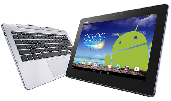 android asus transformer book trio image 9