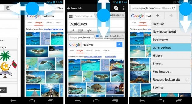 android google chrome 30 beta blabla images 0