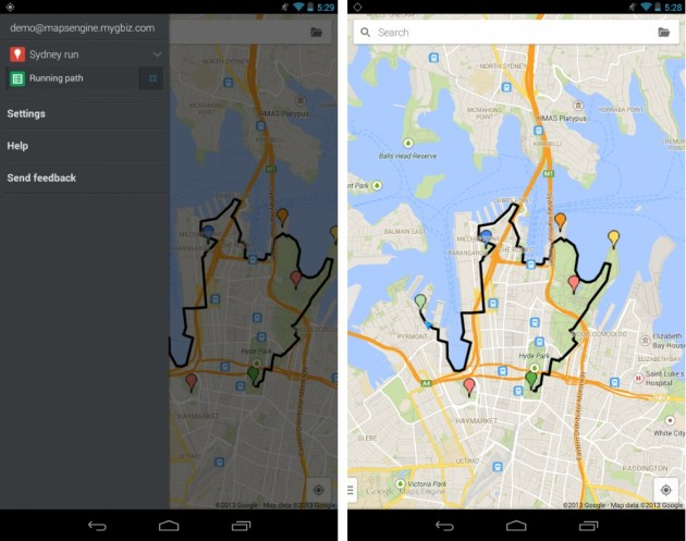 android google maps engine 40 images 01