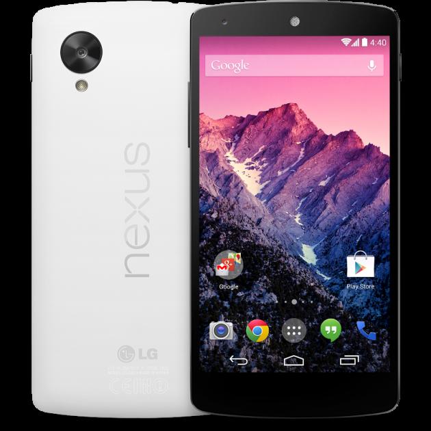 android google nexus 5 image 1