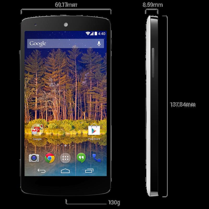 android google nexus 5 image 3