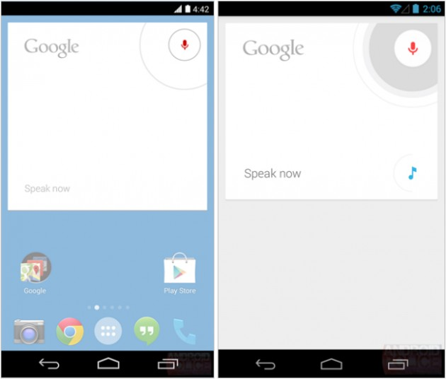 android google nexus 5 launcher lanceur applications google experience 1