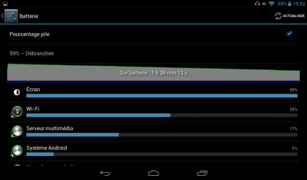 android lenovo ideatab a1000 autonomie batterie image 00