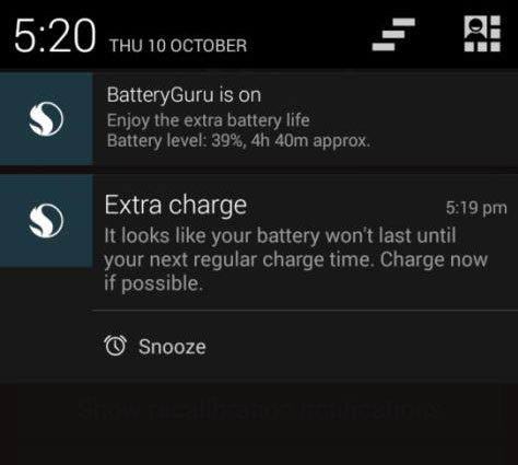 android qualcom snapdragon batteryguru 2.0 image 0