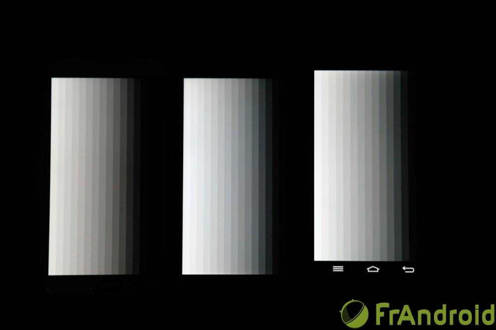 android samsung galaxy s4 active comparaison qualité écran galaxy s4 lg g2 image 5