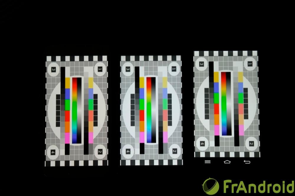 android samsung galaxy s4 active comparaison qualité écran galaxy s4 lg g2 image 7