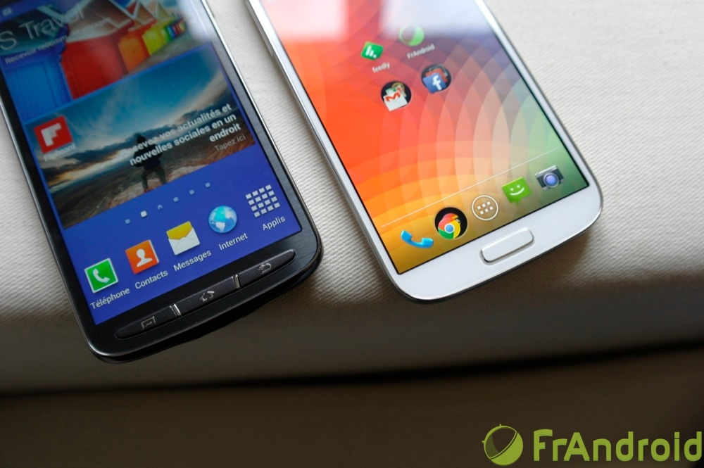 android samsung galaxy s4 active vs galaxy s4 google play edition 2