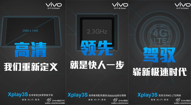 Vivo Xplay 3s Technograf