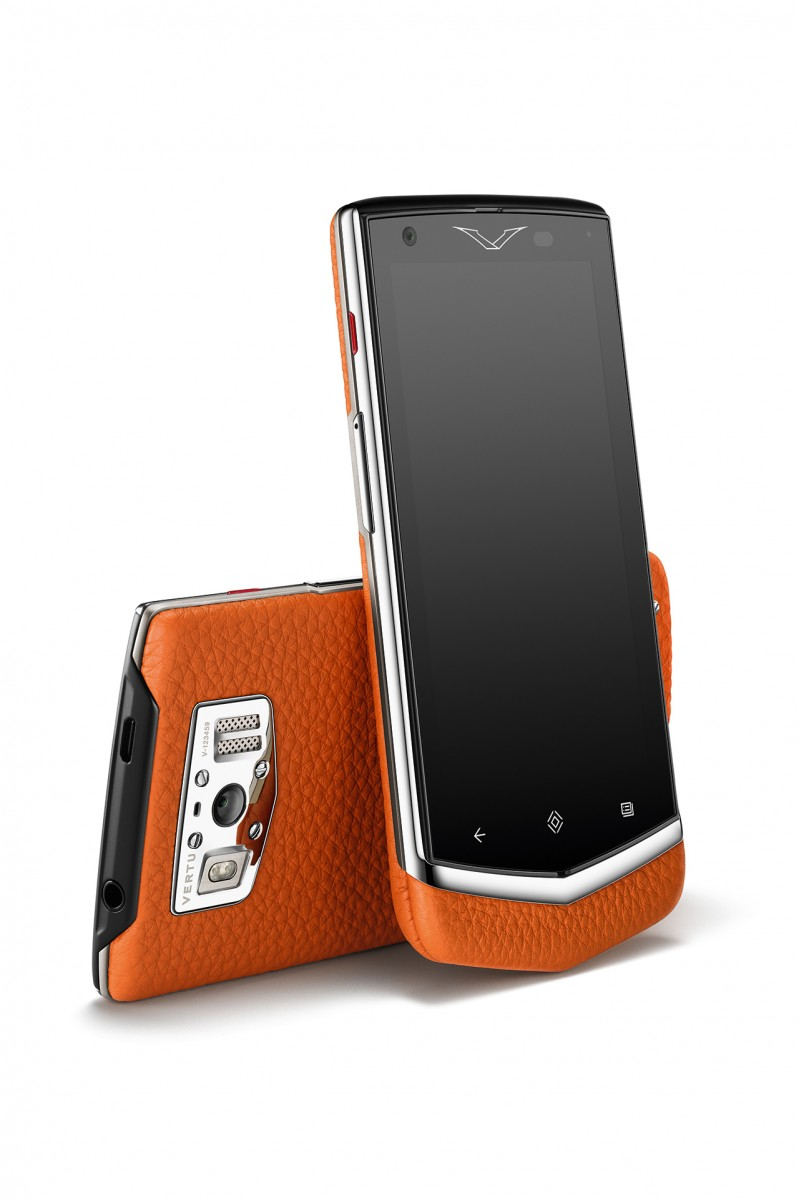 android vertu constellation press 04