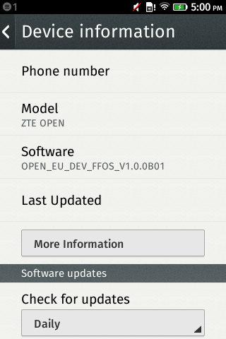 firefox os zte open logiciel interface images 10