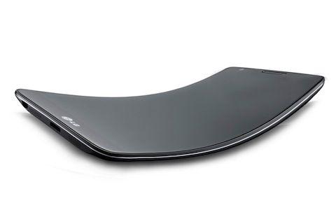 LG G2 flexible