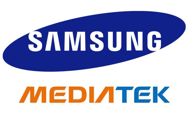 mediatek samsung android smartphones tablettes 2014