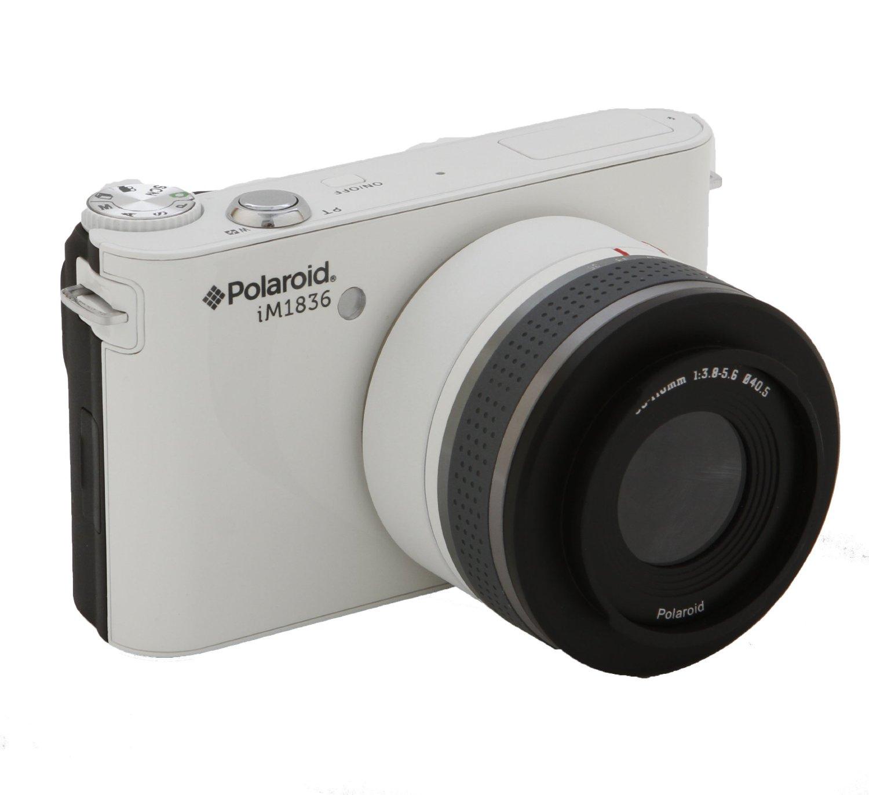 polaroid im1836 l 39 appareil photo hybride sous android enfin en vente 299 dollars frandroid. Black Bedroom Furniture Sets. Home Design Ideas