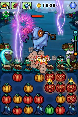 Pumpkins vs Monsters