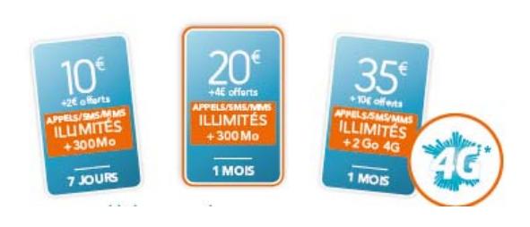 Bouygues Telecom Remet A La Mode Le Prepaye Mais En Version 4g