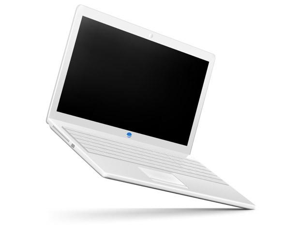 YziBook-Blanc