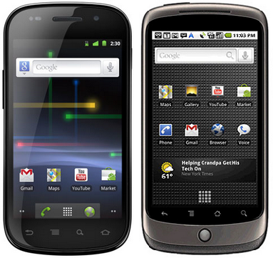 android 4.4 kitkat google nexus one nexus s image 0