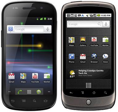 android 4.4 kitkat google nexus one nexus s image 0