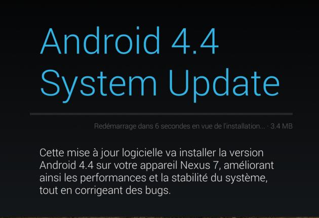 android 4.4 krt16s nexus 4 nexus 7 2012:2013 nexus 10 (image restauration, drivers:pilotes, mise à jour:update)