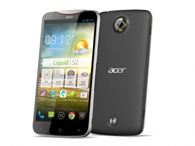 android acer liquid s2 image 0