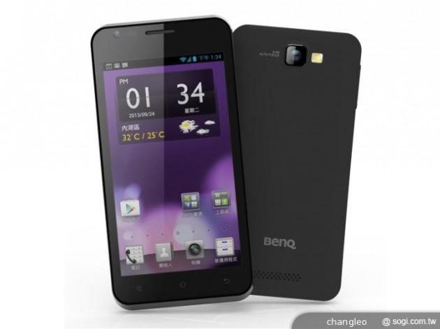android benq a3 noir image 1