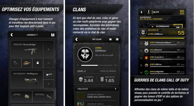 android call of duty compagnon call of duty ghost images 0